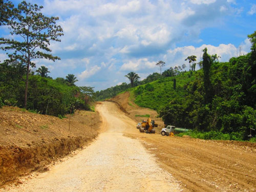 Belize-Guatemala-Border-Road-Project