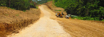 Southern Highway (Mile 14)- Belize/Guatemala Border Road Project