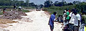 Lake I/Chetumal Street Boulevard